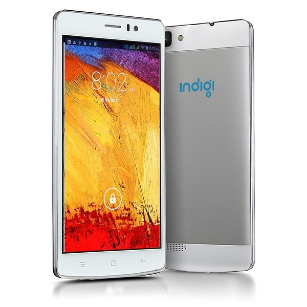 Indigi® NEW 2016 3G GSM+CDMA Factory Unlocked V19 5.5inch