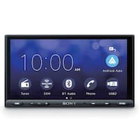 "Sony 6.95"" Digital Media Receiver w/ Apple CarPlay and Android Auto"