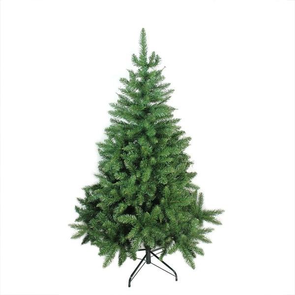 5' Buffalo Fir Medium Artificial Christmas Tree - Unlit