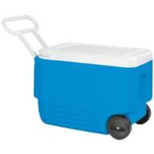 Igloo 45004 Wheelie Cool Ice Chests with Handle, 38 Quart
