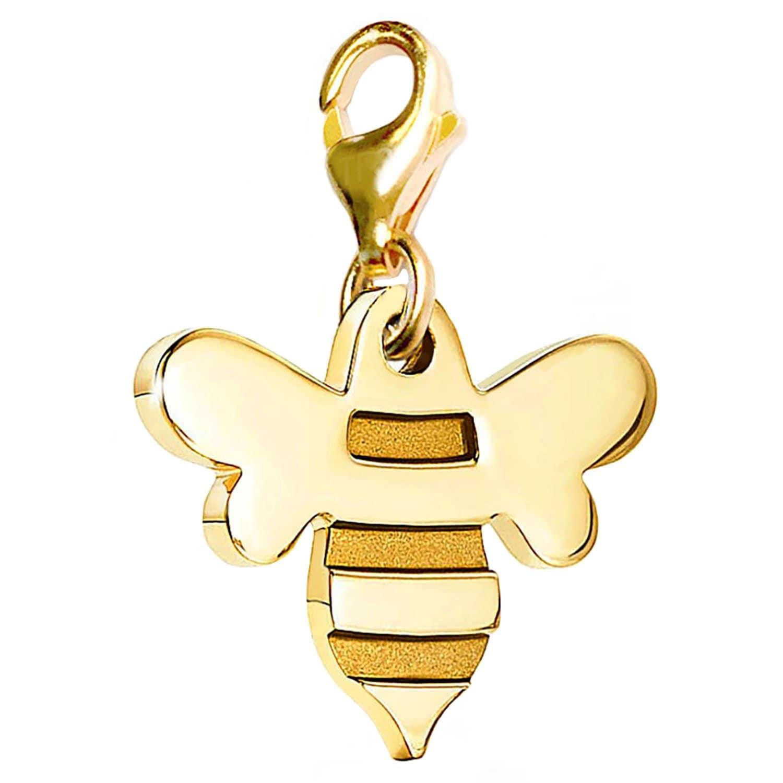Julieta Jewelry Bee Clip-On Charm - Thumbnail 0