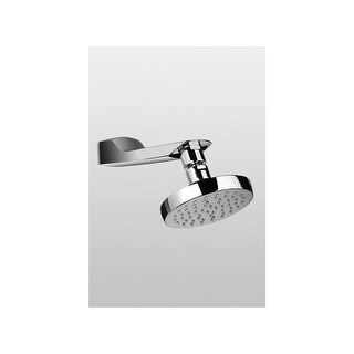 Toto TS960AL 1.75 GPM Brass Construction Shower Head with Rubber Nozzles for Easy Cleaning from the