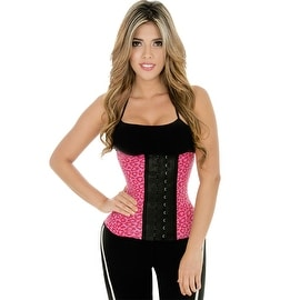 b003907c6dadd Fiorella Shapewear Full Vest Latex Waist Trainer Cincher