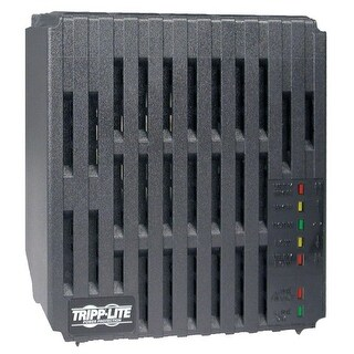 Tripp Lite Lc1800 Line Conditioner 1800 Watt Avr Surge 120V 15Amp 60Hz 6-Outlet 6-Ft Cord