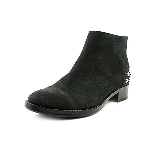 Rachel Roy Womens Ryda Leather Almond Toe Ankle Fashion Boots