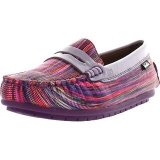 Venettini Girls 55-Randy Loafers Shoes