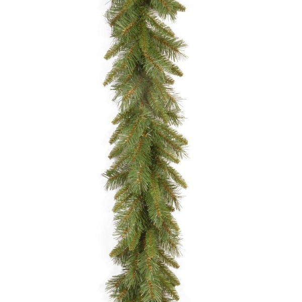 "9' x 10"" Tiffany Fir Artificial Christmas Garland - Unlit"