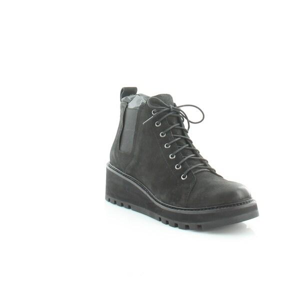 Eileen Fisher Club Women's Boots Black - 6.5
