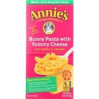 Annie's Homegrown - Bunny Shape Pasta And Yummy Cheese ( 12 - 6 OZ)