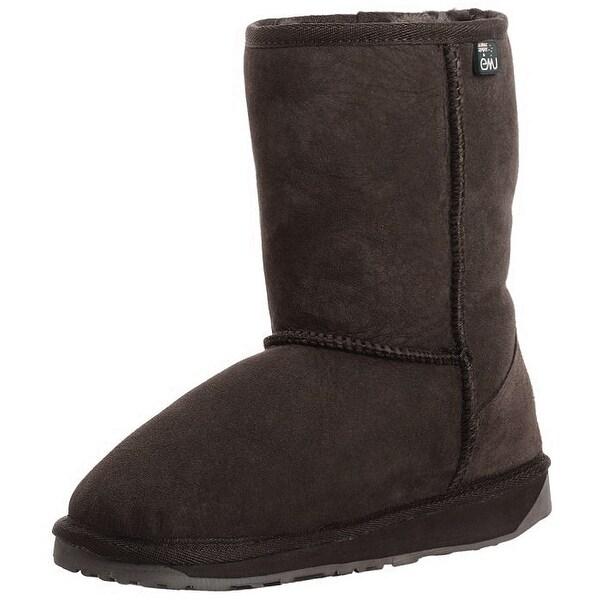 EMU Australia Women's Stinger Lo Mid-Calf Boot Chocolate (Size 9)