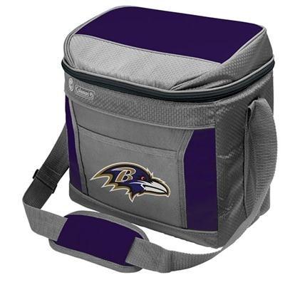 Rawlings 03291092111 Nfl Baltimore Ravens 16 Can Cooler