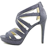Alfani Womens Cymball Open Toe Special Occasion Strappy Sandals