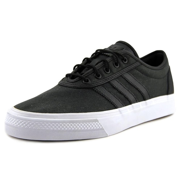 Adidas Adi-Ease Men Round Toe Canvas Gray Sneakers