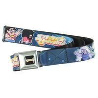 Steven Universe Character Poses Seatbelt Belt-Holds Pants Up