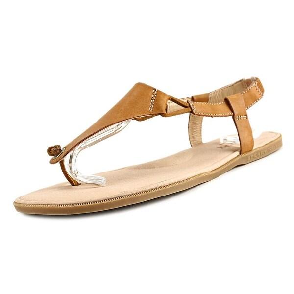 Sperry Top Sider Calla Jade Women Open-Toe Leather Slingback Sandal