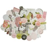Cottage Rose Collectables Cardstock Die-Cuts-