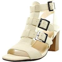 Bar III Womens kara Open Toe Casual Strappy Sandals