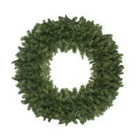 10' Commercial Canadian Pine Artificial Christmas Wreath - Unlit