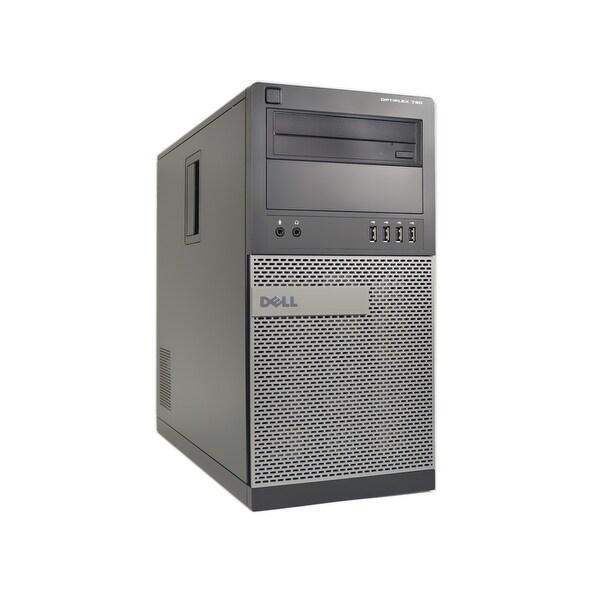 Dell OptiPlex 790-T 3.1GHz Core i5 CPU, 4GB RAM, 1TB HDD, Windows 10 Computer (Refurbished)