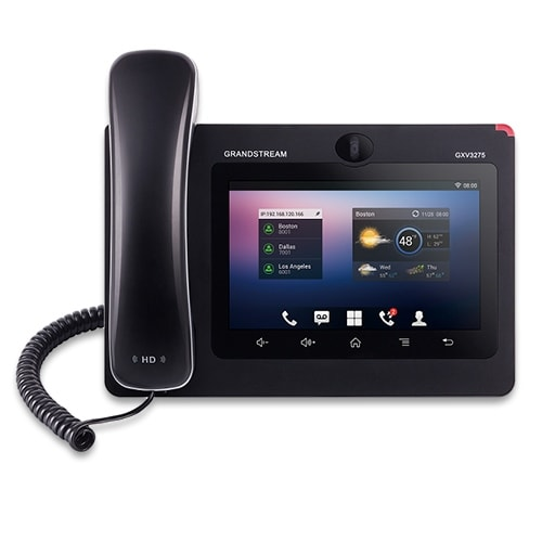 GrandStream GS-GXV3275M Corded IP Video Phone for Android