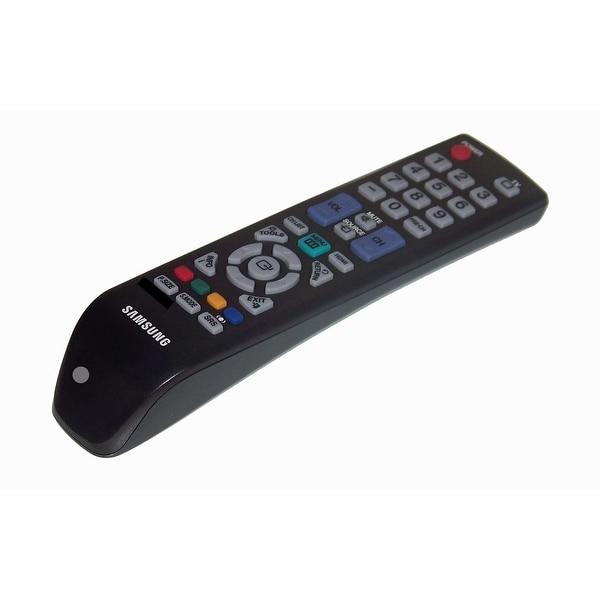 OEM Samsung Remote Control Originally Shipped With: LN32C400E4XZL, LA22C350D1, LA32C350D1XXP, LN32C350D1XZP
