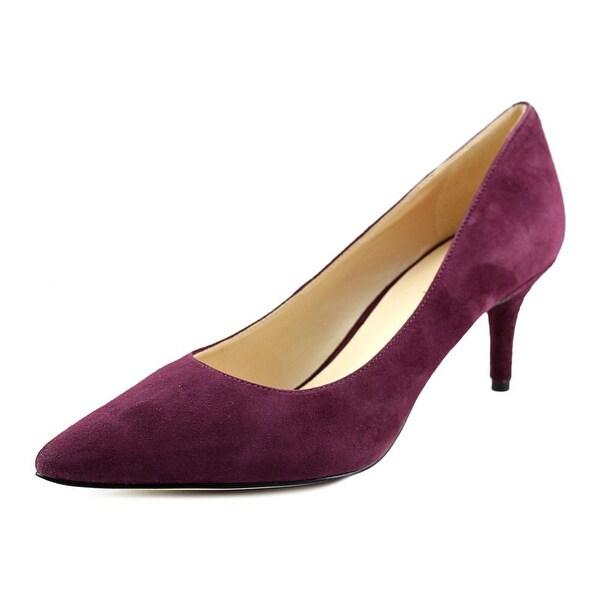 Nine West Margot Women Pointed Toe Suede Heels