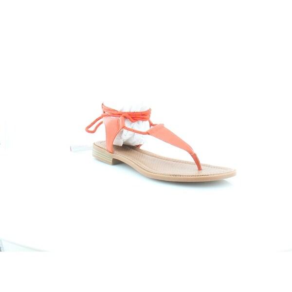 Nine West Gannon Women's Sandals & Flip Flops Orange
