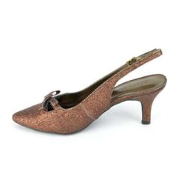 Karen Scott Womens GRGETTE Pointed Toe SlingBack Classic Pumps