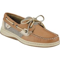 Sperry Top-Sider Women's Bluefish 2-Eye Linen/Oat