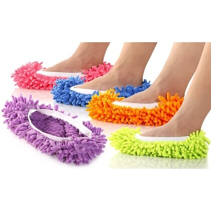 Anti-Microbial Mop Slippers (1-Pair)