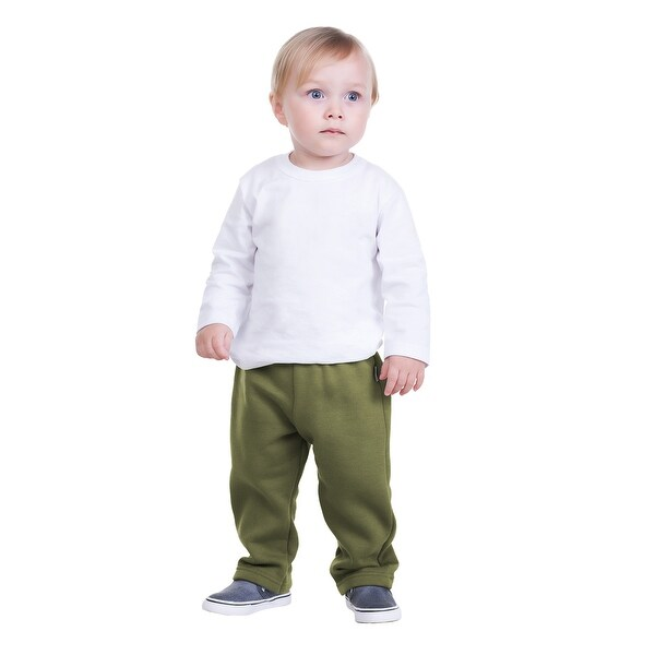 Pulla Bulla Baby Boy Sweatpants Fleece Jogger Pants