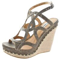 Not Rated Anatolia Women's Strappy Wedge Sandal Shoes