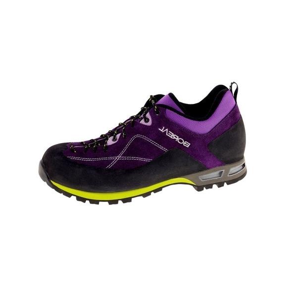 Boreal Climbing Shoes Womens Lightweight Drom Morado Purple