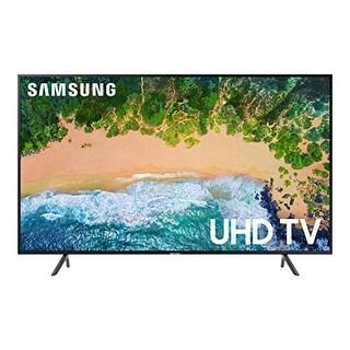 Samsung 50NU7100 Flat 50-inch 4K UHD 7 Series Smart LED TV (2018)