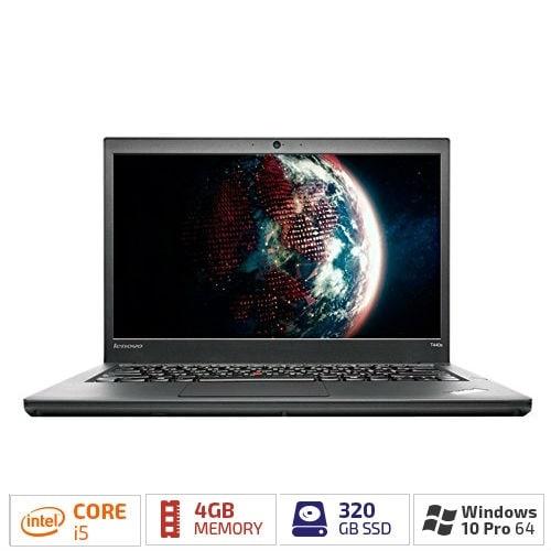 Refurbished Lenovo GT5-0025 is a T430 series Notebook w/ Intel Core i5 Processor & 4 GB DDR3 SDRAM