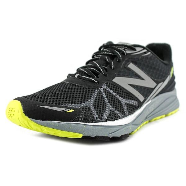 New Balance WPACE Women Round Toe Synthetic Black Running Shoe
