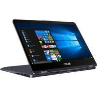 "NEW - New ASUS Vivobook Flip 14 TP410UA-DH54T 14"" Touch i5-8250U 1.6GHz 8GB 256GB  W10"