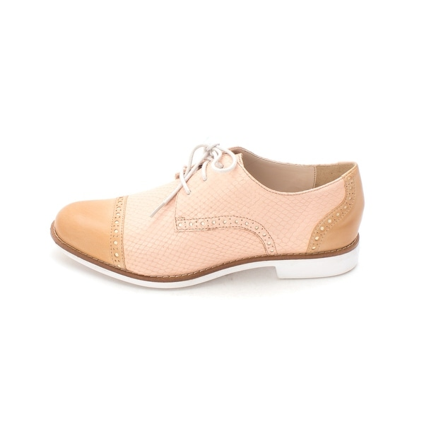 Cole Haan Womens Hintonsam Cap Toe Oxfords - 6
