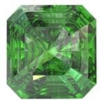 Asscher-Cut Gemstone