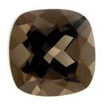 Cushion-Cut Gemstone