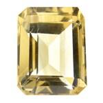 Emerald-Cut Gemstone
