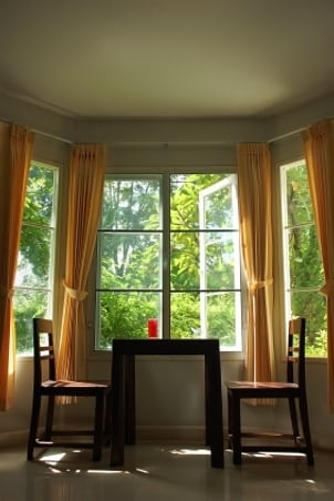 How To Measure Curtains For Bay Windows Overstock