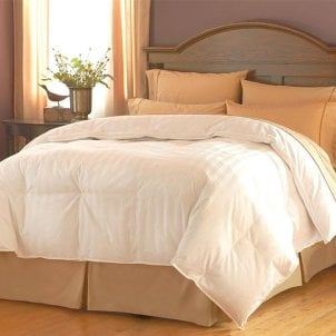 duvets vs down comforters overstock. Black Bedroom Furniture Sets. Home Design Ideas