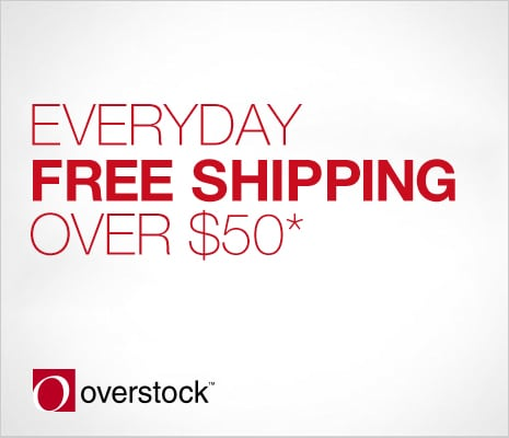Everyday free shipping over $50*