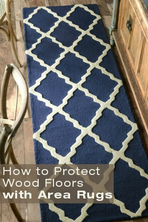 How To Protect Wood Floors With Area Rugs Overstock