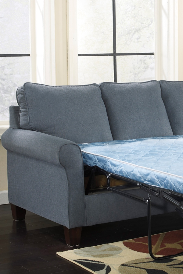 How to Make a Pull-Out Sofa Bed More Comfortable ...