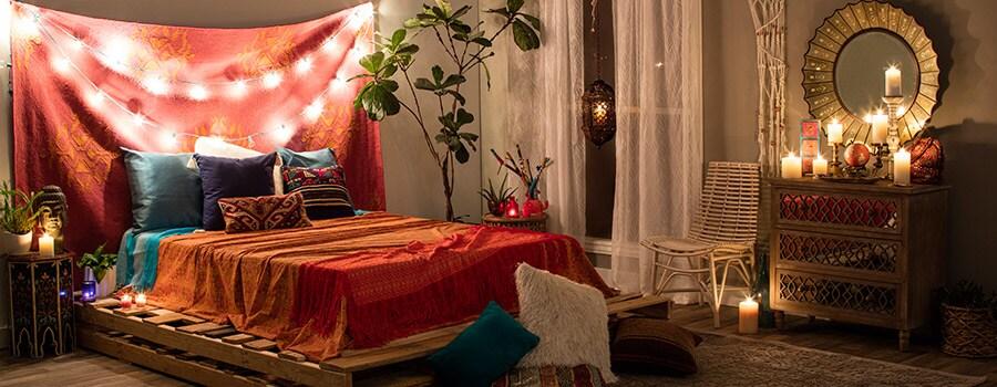 Boho Chic Furniture & Decor Ideas