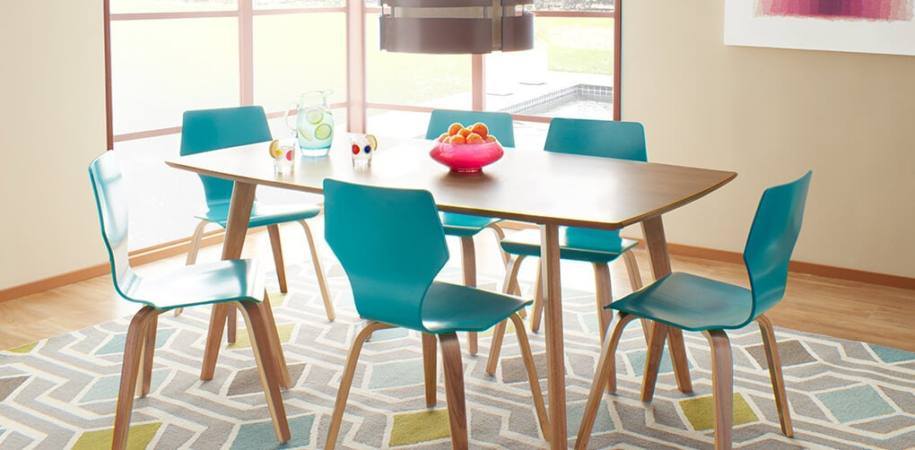 Breaking get the scoop on mid century style for any - Mid century modern decor on a budget ...