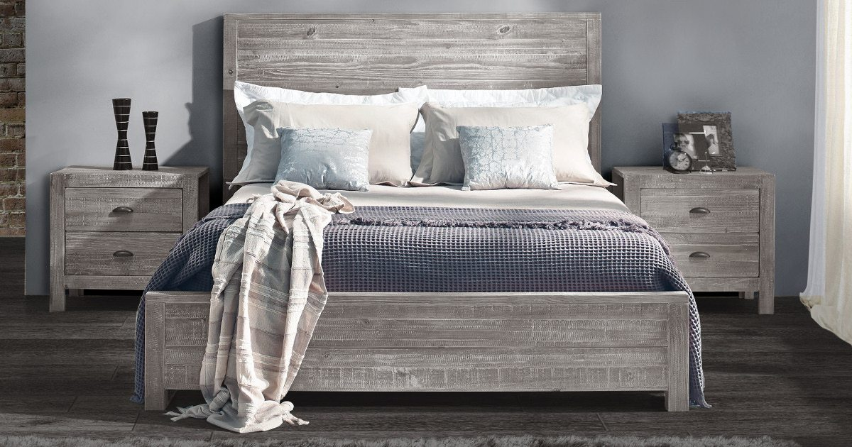 Find The Perfect Bed Frame For Your Master Bedroom ...