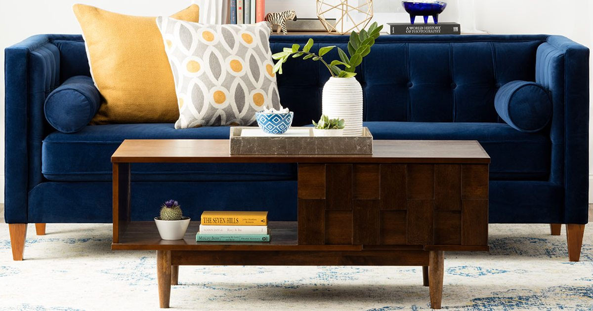 Phenomenal 3 Coffee Table Styling Ideas To Copy At Home Overstock Com Ibusinesslaw Wood Chair Design Ideas Ibusinesslaworg